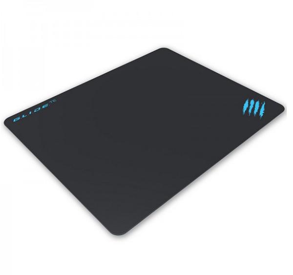 Коврик для мыши Mad Catz G.L.I.D.E. TE XL Premium Hybrid Mouse Pad для PCПрофессиональные геймеры говорили нам о том какой коврик они хотят видеть на своем столе. Мы прислушались. Неважно, какой мышкой вы играете и какой у вас стиль игры, мягкий коврик G.L.I.D.E. TE  дает вам много пространства, чтобы быть в самой лучшей форме.<br>