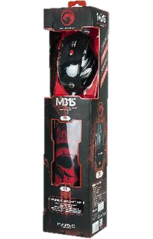 все цены на Мышь M315+G1 проводная оптическая игровая + матерчатый коврик для PC онлайн
