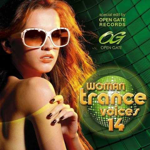 Сборник Woman Trance Voices Vol. 14 (2 CD)