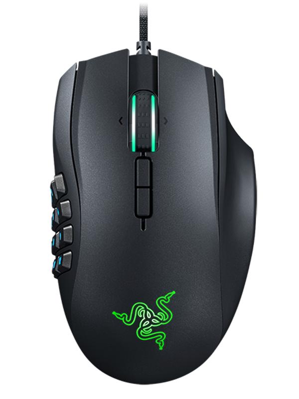 Мышь Razer Naga Chroma проводная лазерная игровая для PC
