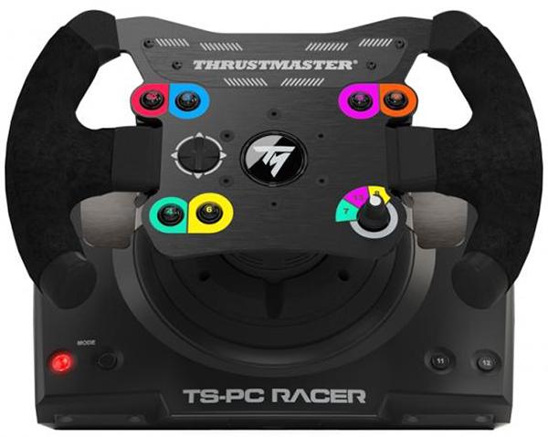 Гоночный руль Thrustmaster TS-PC Racer Racing wheel для PCTS-PC-Racer это новейший гоночный руль для ПК.  Он точно передает отдачу машины и условия гоночного трека. Все ощущения  наиболее приближены к реальности, что дает возможность полного погружения в гонку. Дизайн устройства продуман до мелочей, а высококачественные материалы внимательно отобраны, чтобы игровой процесс был наиболее приятным.<br>