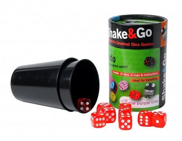 все цены на Настольная игра в кости Дудо: Пиратский покер
