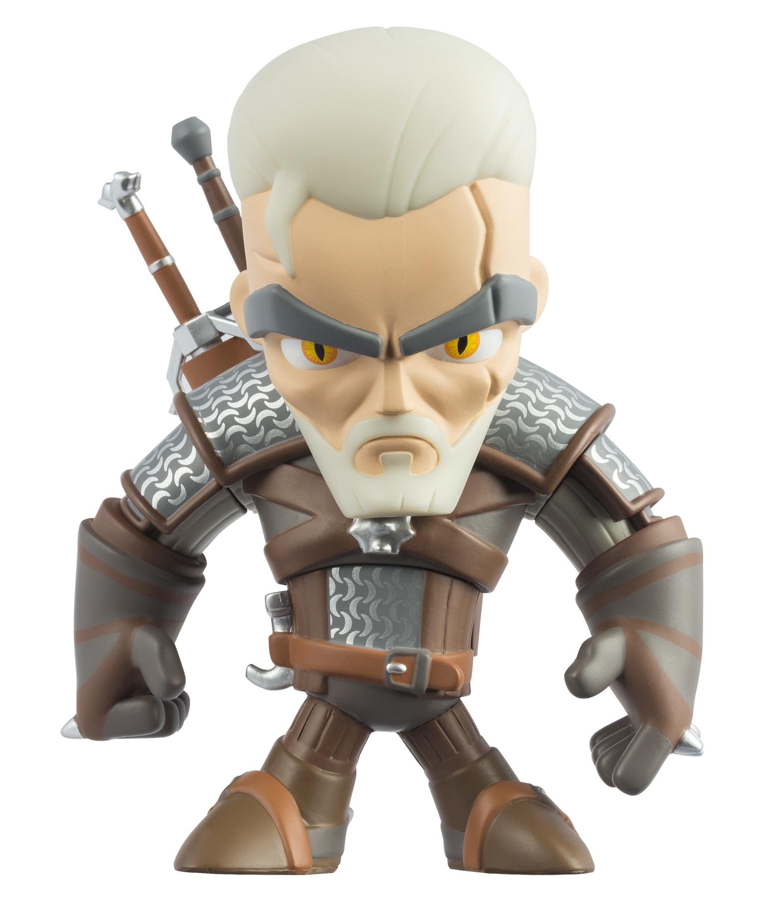 Фигурка The Witcher 3: Geralt Of Rivia (16 см)Фигурка The Witcher 3: Geralt Of Rivia создана по мотивам популярной компьютерной игры «Ведьмак 3: Дикая Охота».<br>