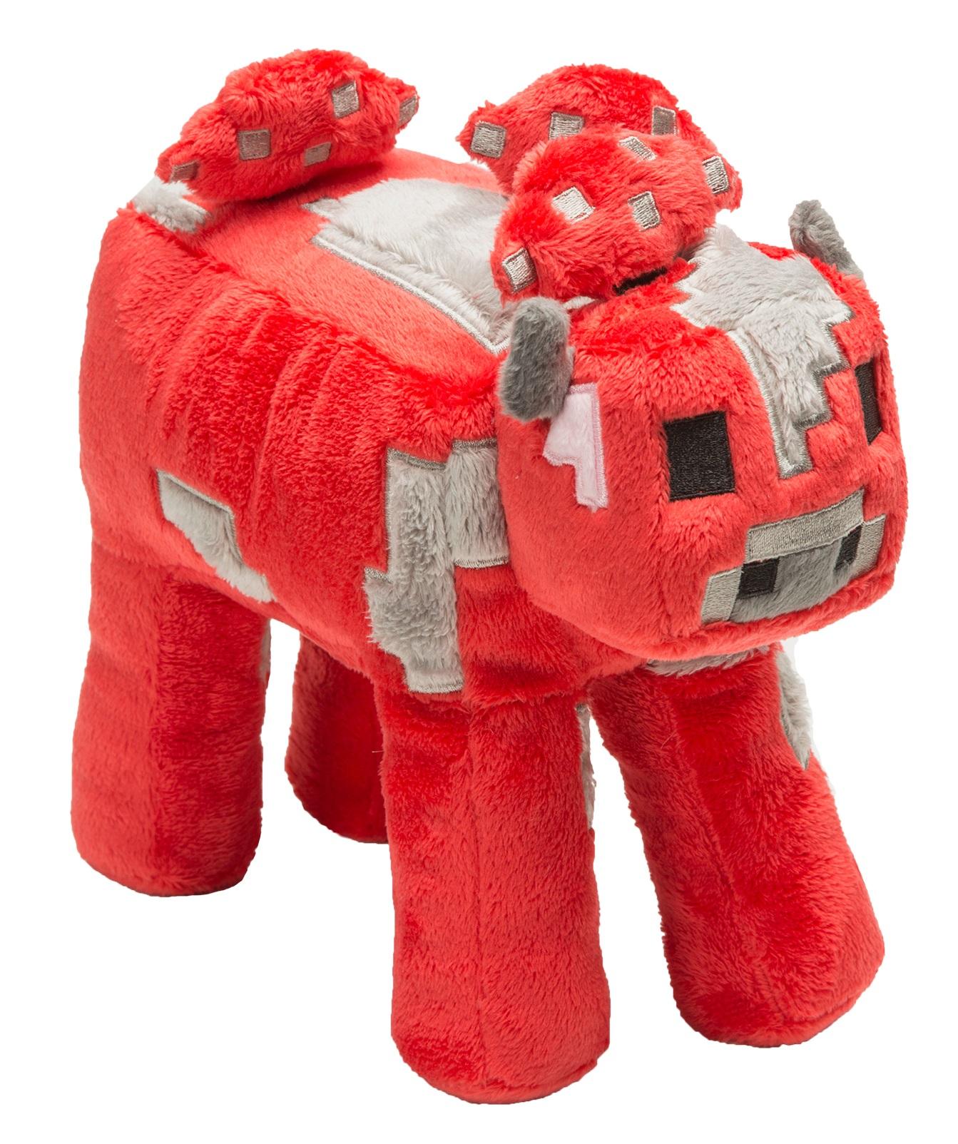 Мягкая игрушка Minecraft: Mooshroom (35 см)