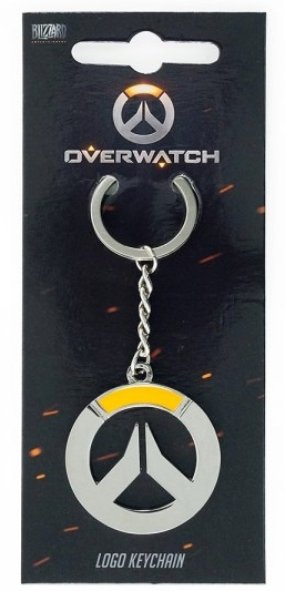 Брелок Overwatch: LogoБрелок Overwatch: Logo создан по мотивам многопользовательского шутера от первого лица от компании Blizzard Entertainment.<br>