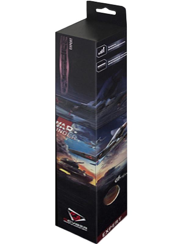 Коврик Qcyber Crossfire Expert War Thunder для PC от 1С Интерес