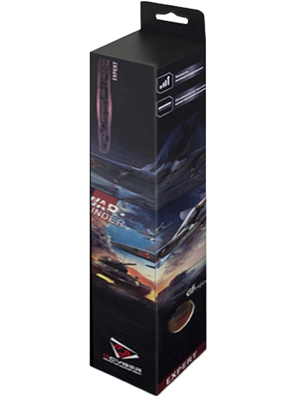 Коврик Qcyber Crossfire Expert War Thunder для PC