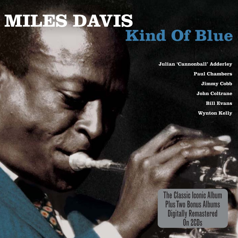 Miles Davis: Kind Of Blue  (2 CD) miles davis miles davis kind of blue