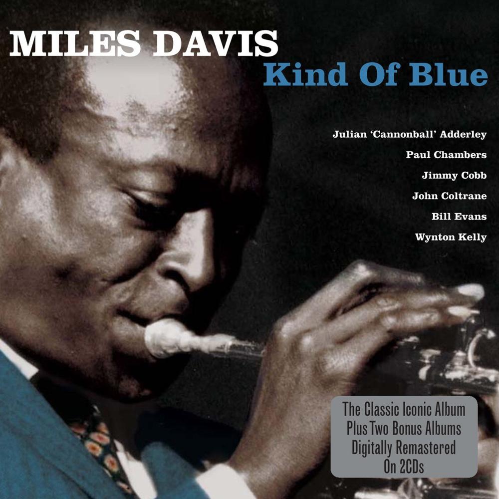 Miles Davis: Kind Of Blue  (2 CD)King Of Blue – самый образцовый альбом музыканта. Он обязательно должен быть в коллекции дисков настоящих фанатов Майлза Дэвиса.<br>