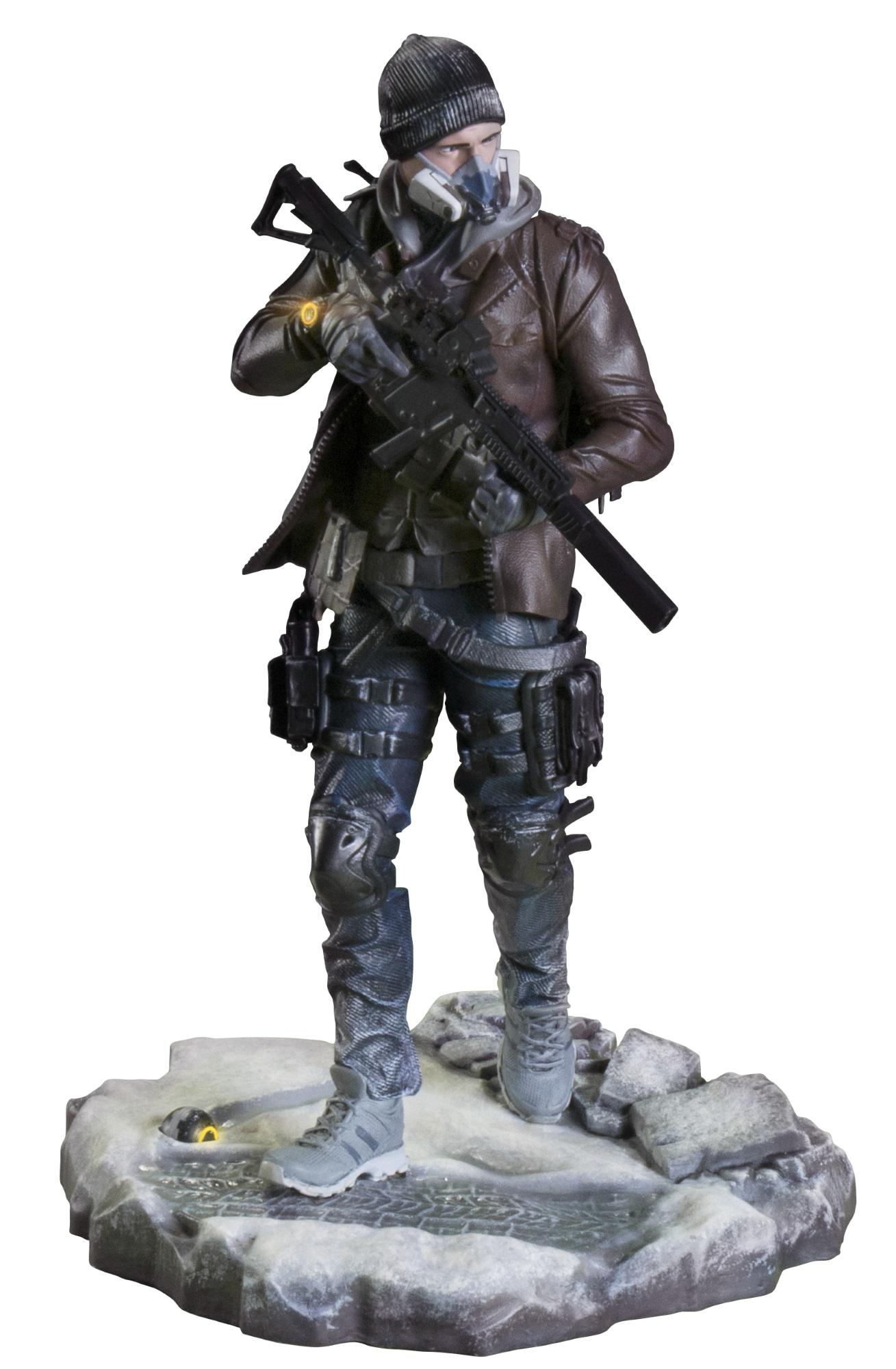 Фигурка Tom Clancy's: The Division SHD AgentСобираем предварительные заказы на фигурку Tom Clancy's: The Division SHD Agent, изображающую агента Спецотряда в зимнем Нью-Йорке, охваченном разрушительной эпидемией. Закажите уже сейчас и получите 250 дополнительных бонусов на карту 1С Интерес<br>