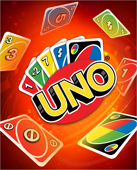 Uno (Цифровая версия)Культовая классическая игра нашего детства! UNO возвращается с целым арсеналом невероятных особенностей, среди которых поддержка видеочата и новая система тем. Еще больше веселья!<br>