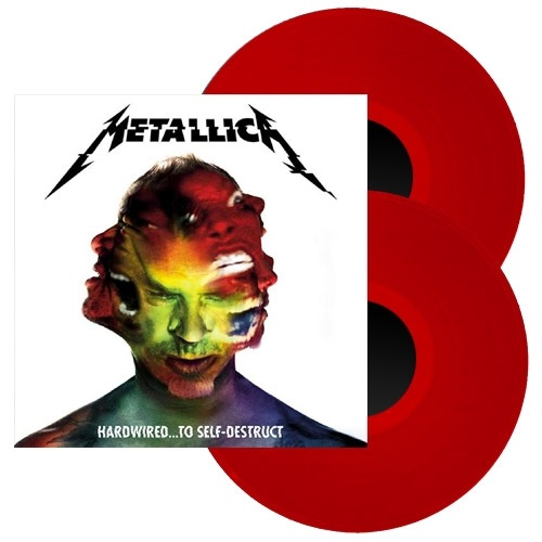 Metallica – Hardwired… To Self-Destruct. Limited Coloured Edition (2 LP) new mf8 eitan s star icosaix radiolarian puzzle magic cube black and primary limited edition very challenging welcome to buy