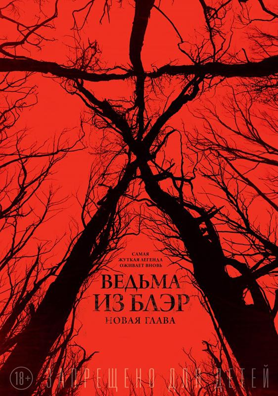 Ведьма из Блэр: Новая глава (DVD)