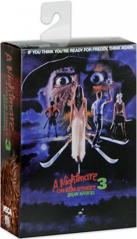 Фигурка A Nightmare on Elm Street 3 Dream Warriors Freddy (17 см) orient orient uu08002s