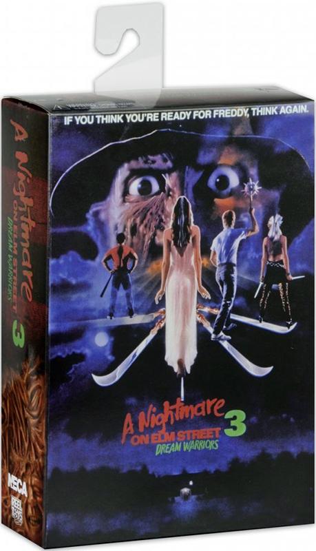 Фигурка A Nightmare on Elm Street 3 Dream Warriors Freddy (17 см)Фигурка A Nightmare on Elm Street 3 Dream Warriors Freddy воплощает собой Фредди Крюгера &amp;ndash; главного героя фильма Кошмар на улице вязов. Коллекционный набор включает в себя множество детализированных в мельчайших подробностях элементов.<br>