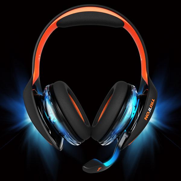 Проводная гарнитура Tritton ARK 100 Stereo Headset - Black для PS4