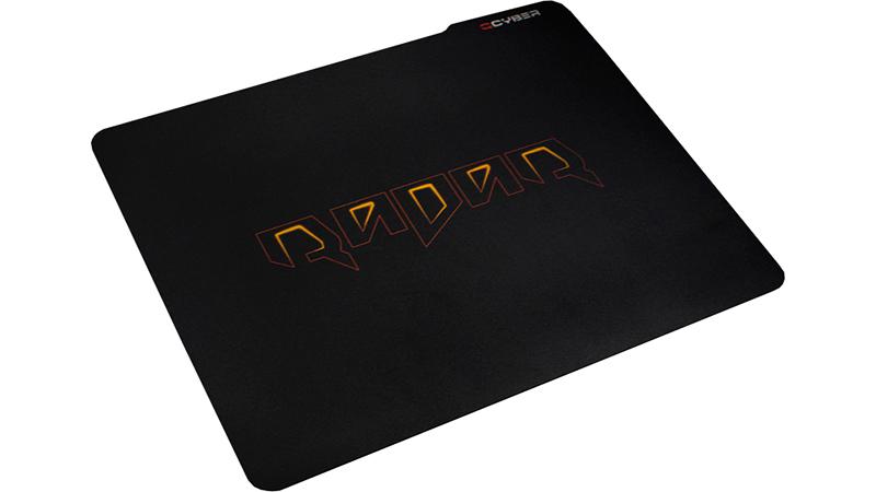 Коврик Qcyber Radar для PCСкорость ваших действий будет невероятна , потому что поверхность Qcyber Radar выполнена из новейшего многослойного высокотехнологичного карбона. Абсолютная гладкость, а также минимальная толщина игровой поверхности гарантирует полное отсутствие помех на пути к вашей победе!<br>