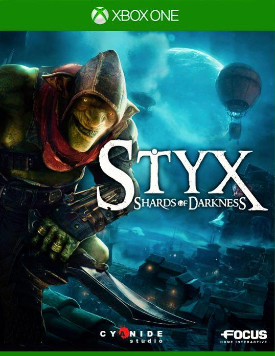 Styx: Shards of Darkness [Xbox One]Styx: Shards of Darkness – это сиквел игры Styx: Master of Shadows, выпущенной в октябре 2014 года, который продолжит повествование о гоблине Стиксе – отъявленном негодяе, убийцы и по совместительству хитроумном зеленом гоблине.<br>
