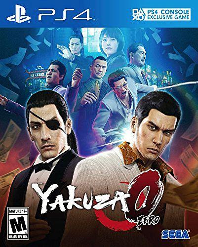 Yakuza 0 [PS4]