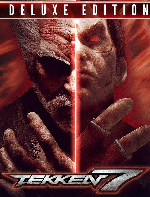 Tekken 7 Digital Deluxe [PC, Цифровая версия] (Цифровая версия) Bandai Namco