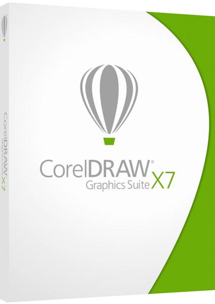 CorelDRAW Graphics Suite X7 (Цифровая версия)