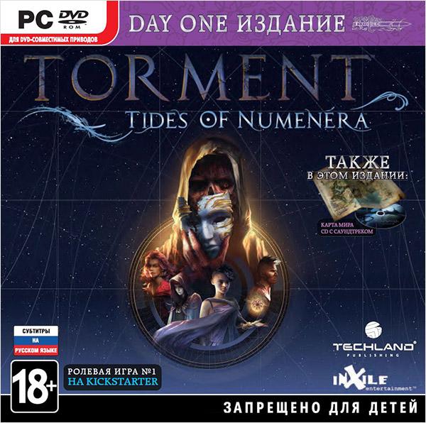 Torment: Tides of Numenera Day One Edition [PC–Jewel]Torment: Tides of Numenera – идейный наследник грандиозной и всеми любимой саги Planescape: Torment. Это однопользовательская, изометрическая, сюжетно-ориентированная ролевая игра, события которой происходят во вселенной Нуменера, созданной Монте Куком. Разработкой Torment: Tides of Numenera занимаются авторы Planescape: Torment и Wasteland 2.<br>