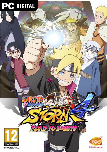 Naruto Shippuden: Ultimate Ninja Storm 4: Road to Boruto [PC, Цифровая версия] (Цифровая версия) naruto shippuden ultimate ninja storm 2 collector s edition ps3