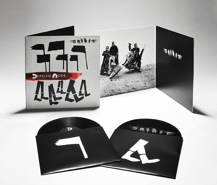 Depeche Mode – Spirit (2 LP) цены онлайн