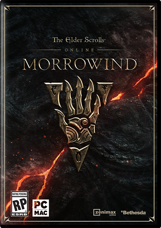 The Elder Scrolls Online: Morrowind [PC, Цифровая версия] (Цифровая версия) игра софтклаб the elder scrolls iii morrowind game of the year edition