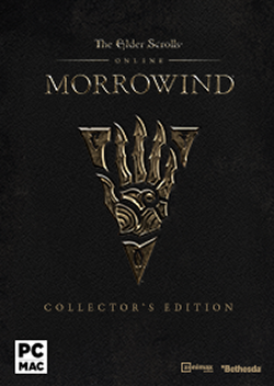 The Elder Scrolls Online: Morrowind. Digital Collector's Edition [PC, Цифровая версия] (Цифровая версия) игра софтклаб the elder scrolls iii morrowind game of the year edition