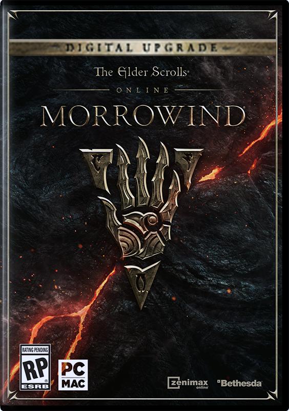 The Elder Scrolls Online: Morrowind. Upgrade (Цифровая версия)The Elder Scrolls Online: Morrowind &amp;ndash; новая глава знаменитой сетевой ролевой игры The Elder Scrolls Online (ESO) от ZeniMax Online Studios. В ходе нового приключения фанаты The Elder Scrolls вернутся на легендарный остров Вварденфелл из классической ролевой игры с открытым миром The Elder Scrolls III: Morrowind от Bethesda Game Studios.<br>