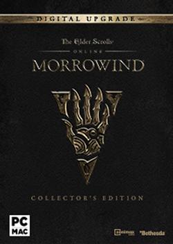 The Elder Scrolls Online: Morrowind. Digital Collectors Edition. Upgrade (Цифровая версия)The Elder Scrolls Online: Morrowind &amp;ndash; новая глава знаменитой сетевой ролевой игры The Elder Scrolls Online (ESO) от ZeniMax Online Studios. В ходе нового приключения фанаты The Elder Scrolls вернутся на легендарный остров Вварденфелл из классической ролевой игры с открытым миром The Elder Scrolls III: Morrowind от Bethesda Game Studios.<br>