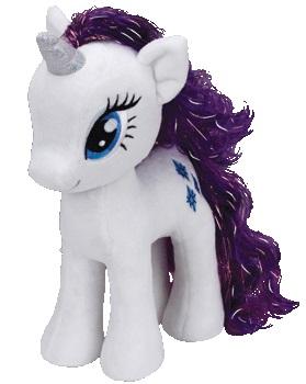 Мягкая игрушка My Little Pony: Пони Rarity (25 см)