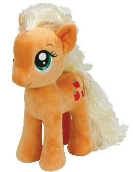 Мягкая игрушка My Little Pony: Пони Apple Jack (25 см)Мягкая игрушка My Little Pony: Пони Apple Jack создана специально для маленьких ценительниц серии Мой маленький пони.<br>