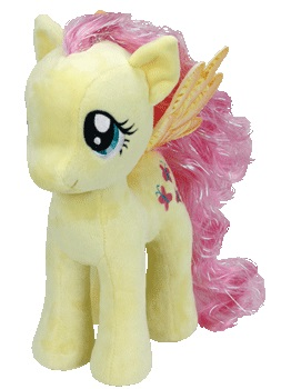 Мягкая игрушка My Little Pony: Пони Fluttershy (25 см)