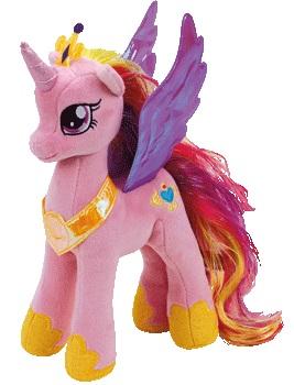 Мягкая игрушка My Little Pony: Пони Princess Cadence (20 см)Мягкая игрушка My Little Pony: Пони Princess Cadence создана специально для маленьких ценительниц серии Мой маленький пони.<br>