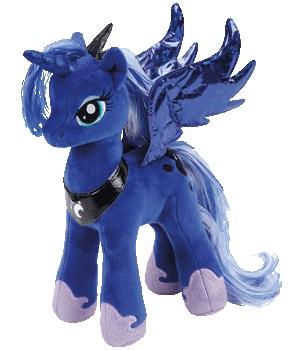 Мягкая игрушка My Little Pony: Пони Princess Luna (20 см)Мягкая игрушка My Little Pony: Пони Princess Luna создана специально для маленьких ценительниц серии Мой маленький пони.<br>