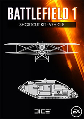 Battlefield 1: Комплект Техники (Цифровая версия)