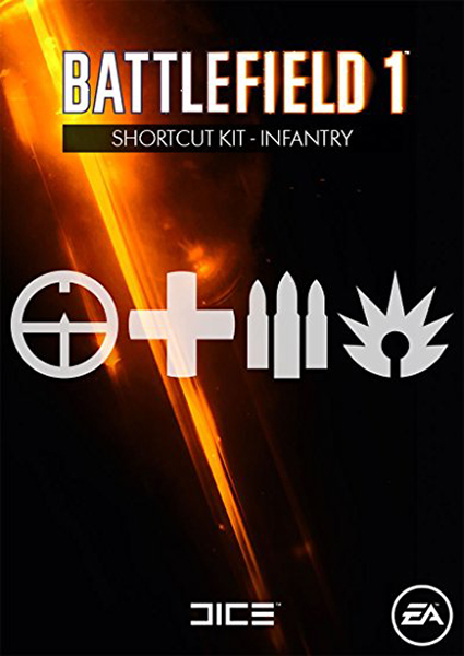 Battlefield 1: Комплект Пехоты (Цифровая версия)