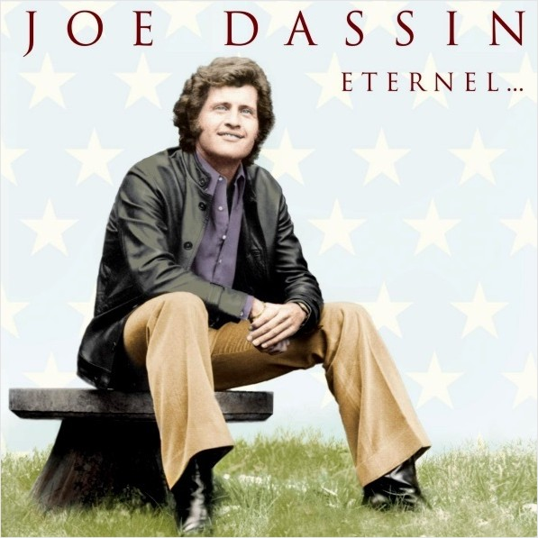 Joe Dassin – Eternel (2 LP) воротник vivetta белый
