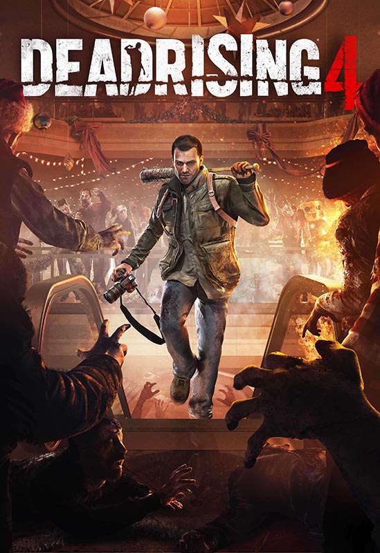 Dead Rising 4 (Цифровая версия)Фотожурналист Фрэнк Уэст возвращается к нам в Dead Rising 4, новой главе популярнейшей серии игр про зомби.<br>