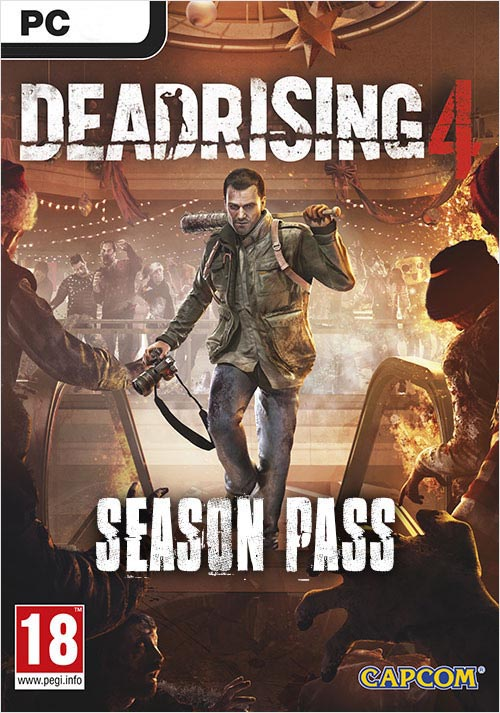 Dead Rising 4. Season Pass [PC, Цифровая версия] (Цифровая версия) led bar furniture flashing chair light led bar stool cube glowing tree stool light up bar chairs free shipping 4pcs lot