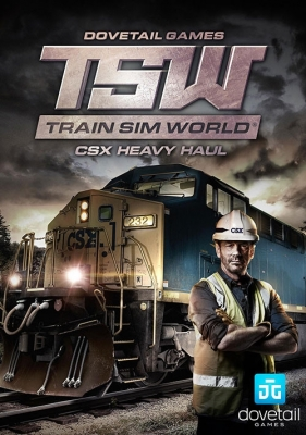 Train Sim World: CSX Heavy Haul (Цифровая версия) train brisbane