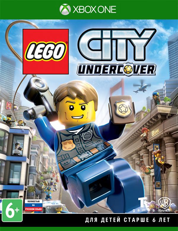 LEGO CITY Undercover [Xbox One]Присоединяйтесь! В самой разнообразной из всех игр LEGO вас уже ждет ее главный герой – полицейский под прикрытием Чейз Маккейн.<br>