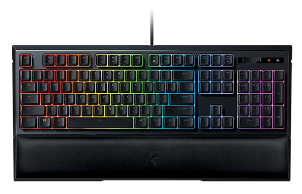 Клавиатура Razer Ornata Chroma проводная для PC монитор razer