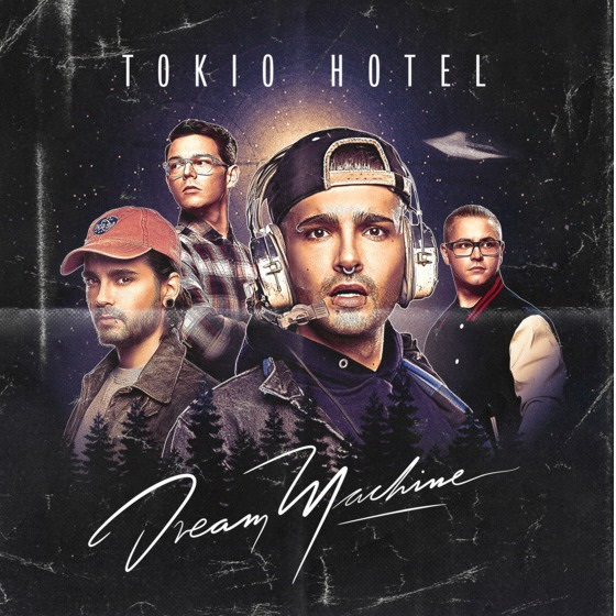 Tokio Hotel – Dream Machine (CD)