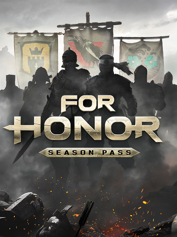 For Honor. Season Pass [PC, Цифровая версия] (Цифровая версия)