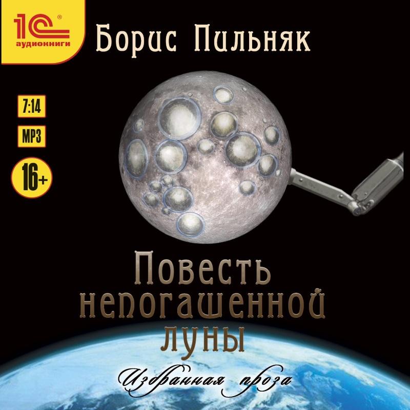 Повесть непогашенной луны. Избранная проза  (Цифровая версия)Сборник Повесть непогашенной луны составили три повести Бориса Пильняка.<br>