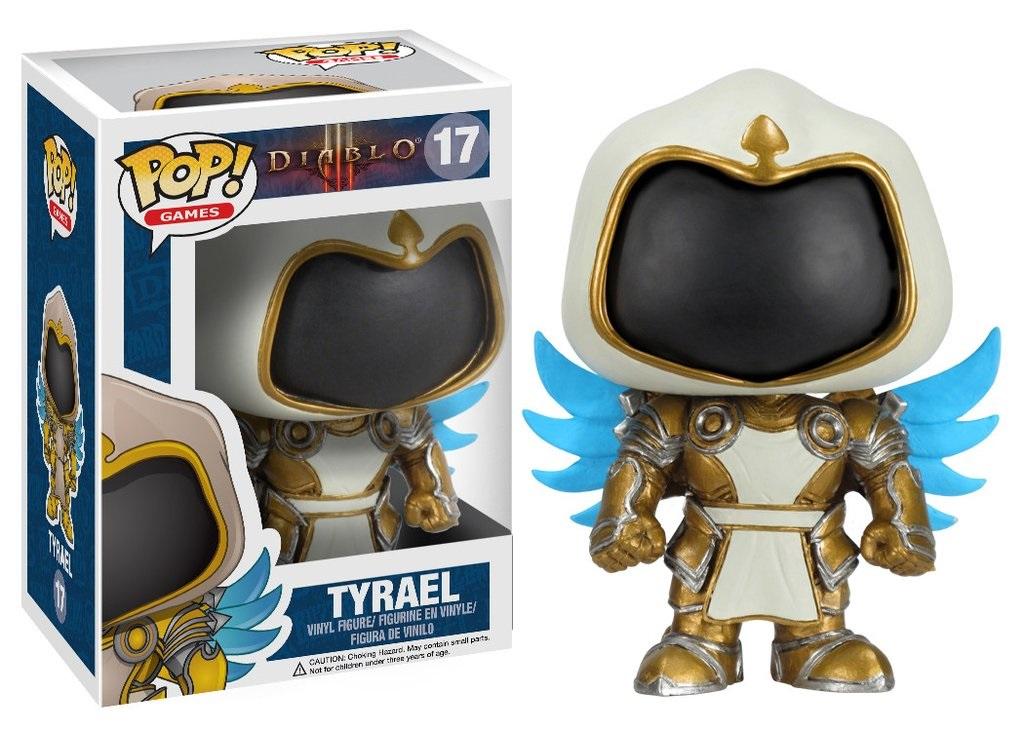 Фигурка Funko POP Games: Diablo Tyrael (9,5 см)