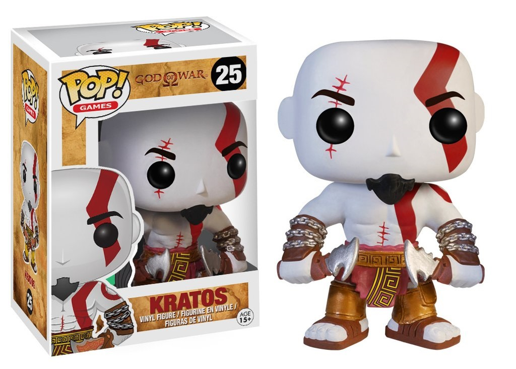 Фигурка Funko POP Games: God of War – Kratos (9,5 см)Фигурка Funko POP Games: God of War – Kratos создана по мотивам серии игр God of War в жанрах Hack and slash и Action-adventure.<br>